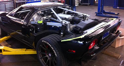 Worksheet. Ford GT Dj vu  Bickford Motorsports